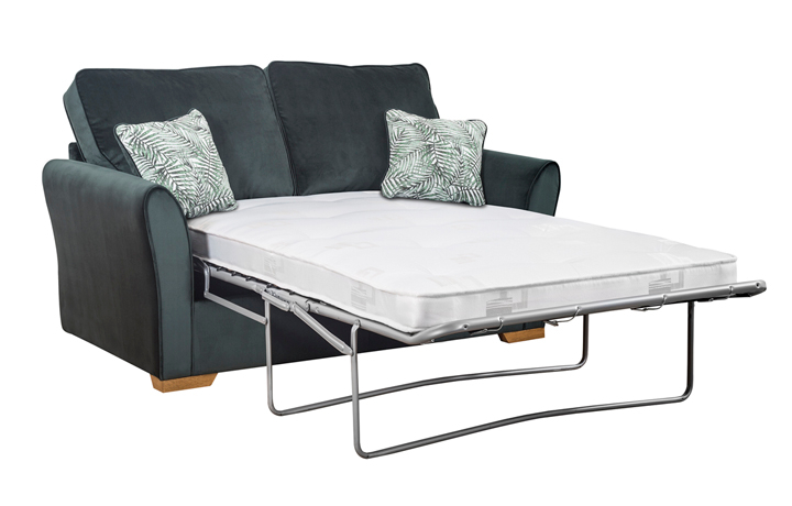 Sofa Beds - 140cm Furnham Sofabed With Deluxe Mattress