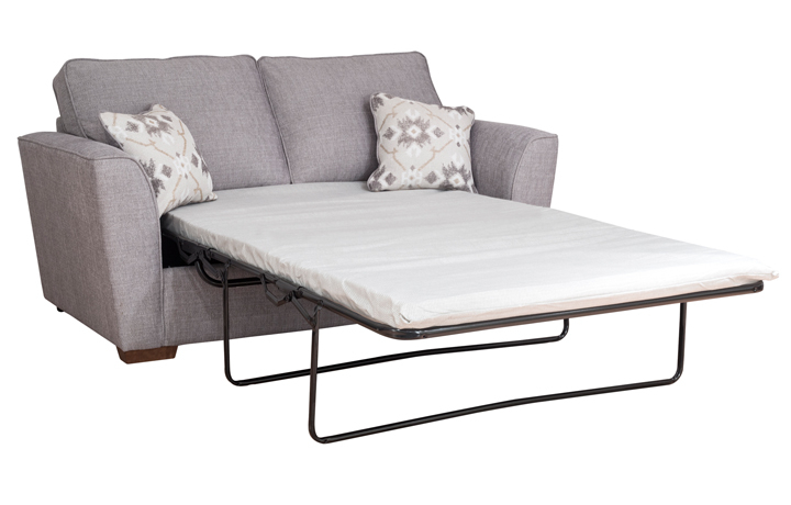 Sofa Beds - 140cm Aylesbury Sofa bed With Standard Mattress