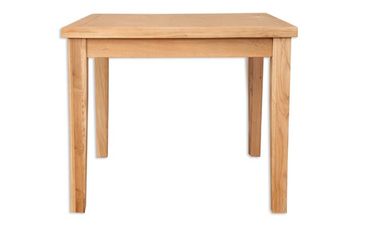 Dining Tables - Windsor Natural Oak Dining 90cm Square Dining Table