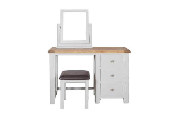 Henley Grey Painted Collection - Henley Grey Painted Dressing Table