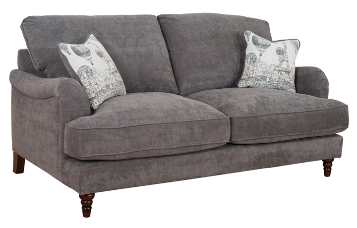 Chair, Sofas, Sofa Beds & Corner Suites - Burley 3 Seater Sofa