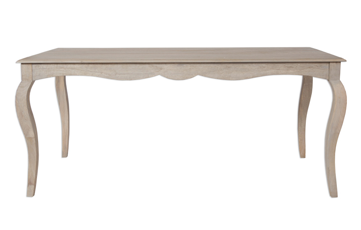 Montpellier Mango Collection (ONLINE ONLY) - Montpellier 175cm Dining Table