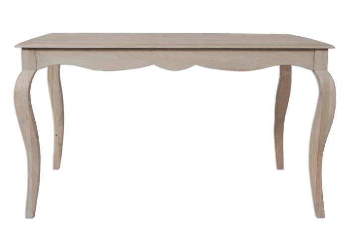 Montpellier Mango Collection (ONLINE ONLY) - Montpellier Solid Mango 135cm Dining Table