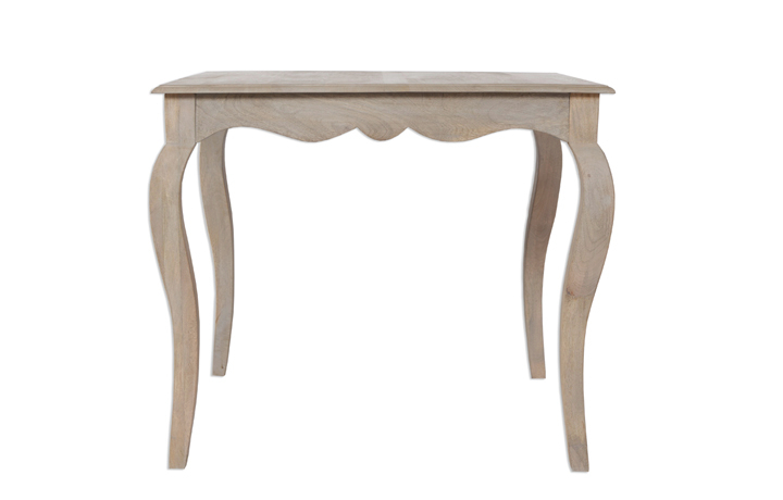 Montpellier Mango Collection (ONLINE ONLY) - Montpellier Solid Mango 90 X 90cm Dining Table