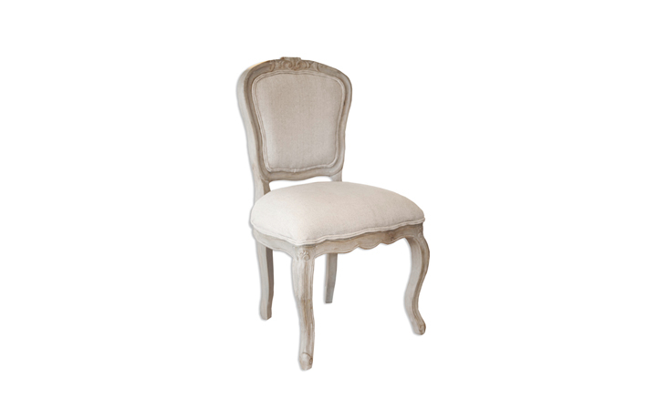 Montpellier Mango Collection (ONLINE ONLY) - Montpellier Upholstered Chair