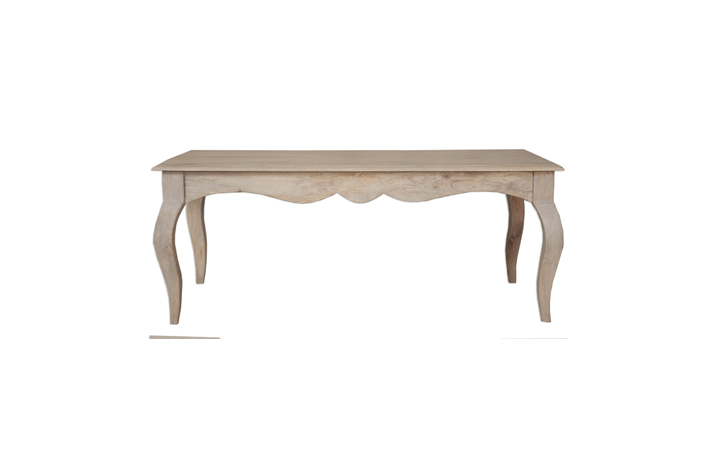 Coffee & Lamp Tables - Montpellier Solid Mango Coffee Table
