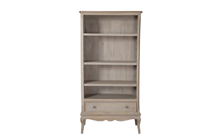 Bookcases - Montpellier Mango Large Bookcase