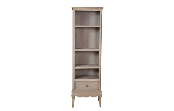 Montpellier Mango Collection (ONLINE ONLY) - Montpellier Mango Slim Bookcase