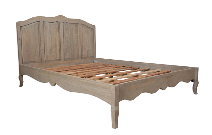 Bed Frames - 4ft6in Montpellier Double Bed Frame