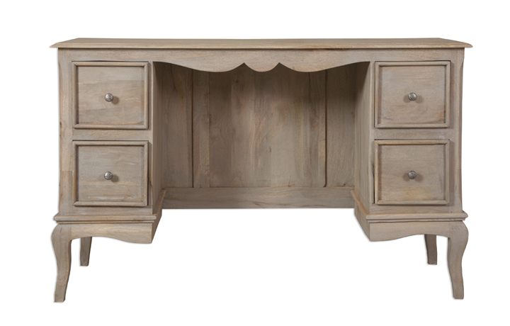 Montpellier Mango Collection (ONLINE ONLY) - Montpellier Dressing Table