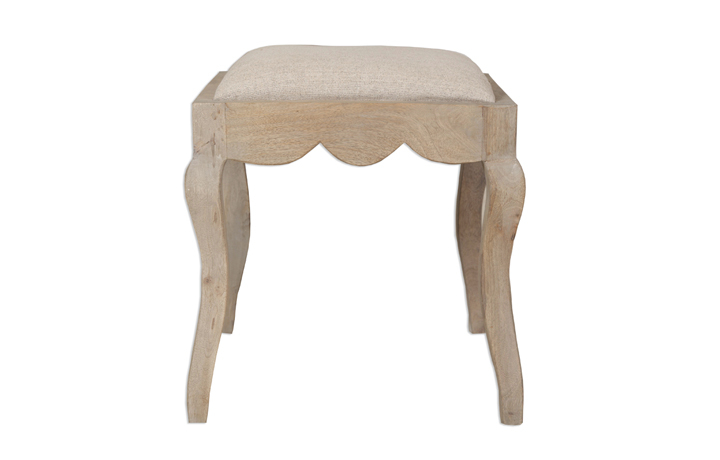 Montpellier Mango Collection (ONLINE ONLY) - Montpellier Dressing Table Stool