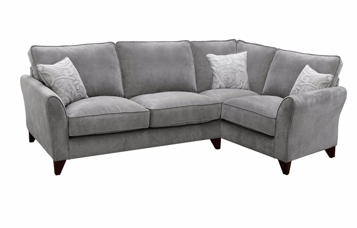 Furnham Range - Furnham 2 Piece Corner Suite With Standard Or Scatter Back Cushions