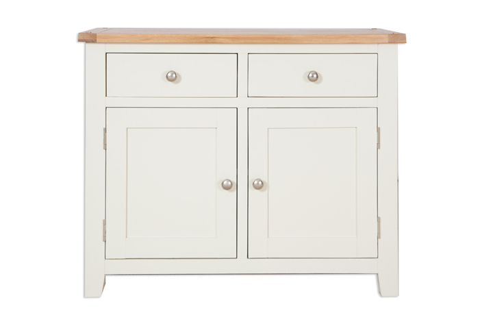 Chelsworth Ivory Painted Collection - Chelsworth Ivory Painted 2 Door Sideboard