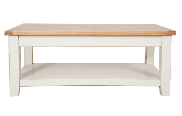 Chelsworth Ivory Painted Collection - Chelsworth Ivory Painted Coffee Table