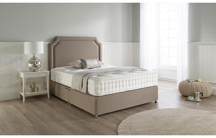 5ft Kingsize Mattress & Divan Bases - 5ft Kingsize Renoir 4000 Air Pocket Sprung Mattress