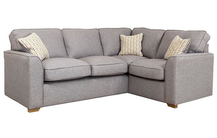 Durham Range - Durham Pillow Back Or Standard Back 2 Piece Corner Sofa