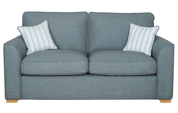 Durham Range - Durham 3 Seater Standard Back Or Pillow Back Sofa