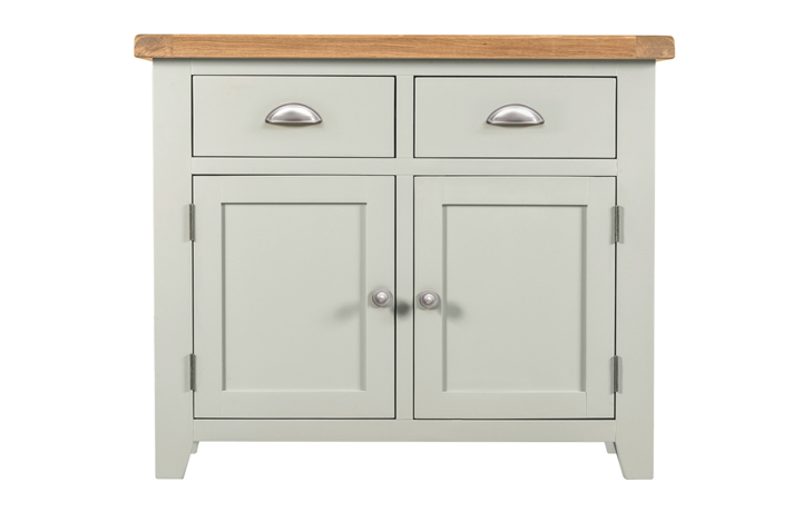 Wexford Grey Painted Collection - Wexford Grey Painted 2 Door 2 Drawers Sideboard