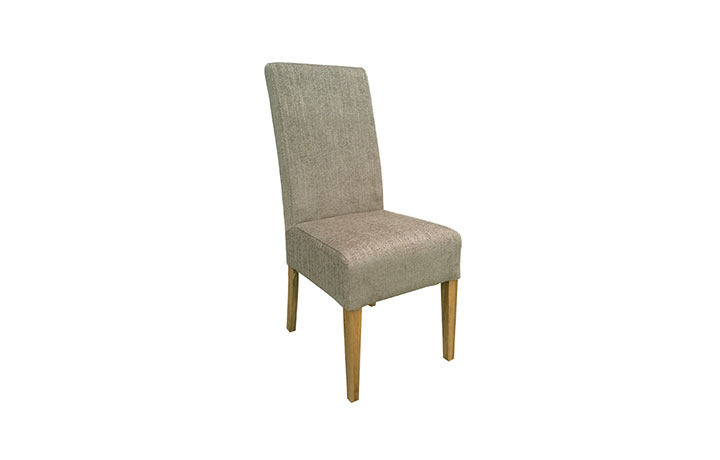 Clearance Furniture - Sapporo Fabric Chair Mink (Clearance)