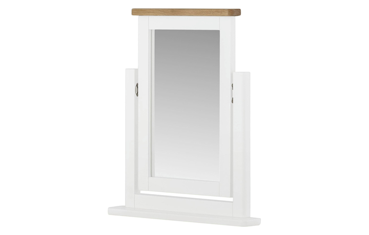 mirrors - Pembroke Dressing Table Mirror-white