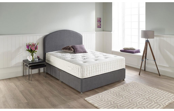 4ft6 Double Mattress & Divan Bases - 4ft6 Double Harpers Constable 2000 Pocket Sprung Mattress