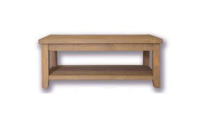 Dunwich Reclaimed Pine Range - Dunwich Reclaimed Pine Coffee Table