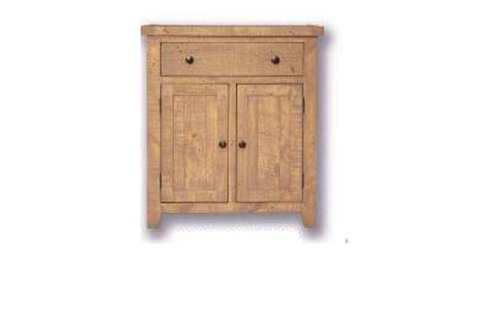 Dunwich Reclaimed Pine Range - Dunwich Reclaimed Pine Hall Cabinet