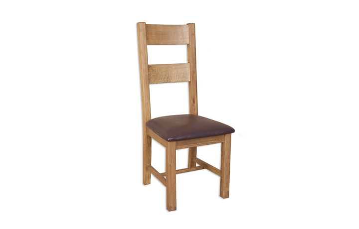 Windsor Rustic Oak - Windsor Rustic Oak  Dining Chair
