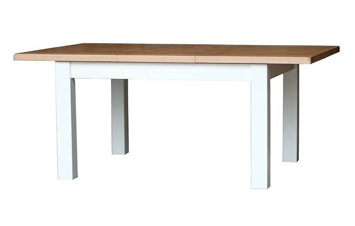 Dining Tables - Suffolk Painted 135-183cm Extending Dining Table