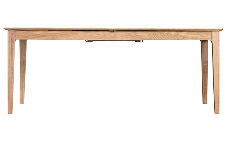 dining-tables - Odense Oak 200cm Butterfly Extending Table