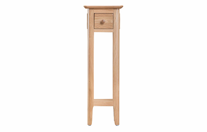 Odense Oak Furniture Collection - Odense Oak Plant Stand