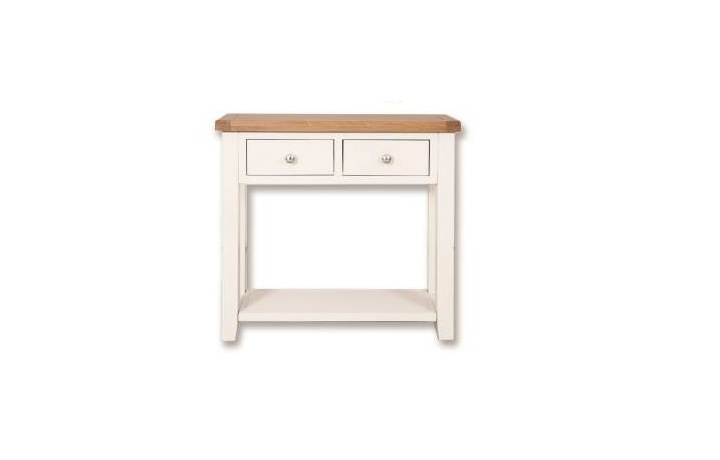 consoles - Henley Sage 2 Drawer  Console Table