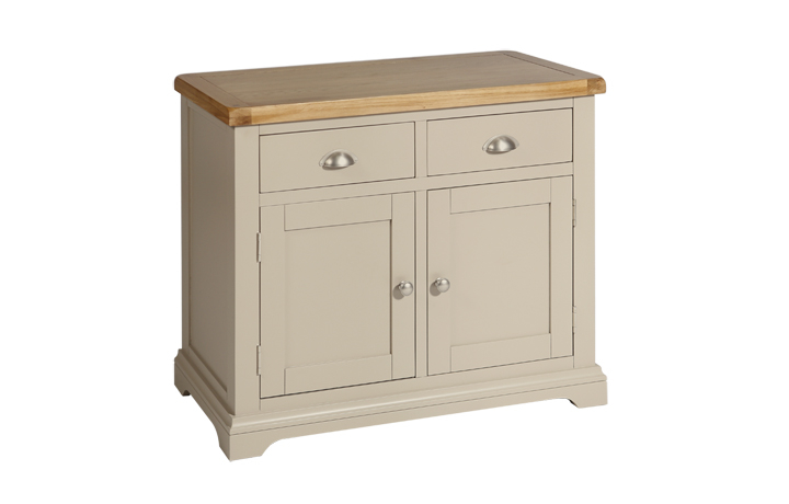 henley-truffle-painted-collection - Henley Truffle 2 Door Sideboard