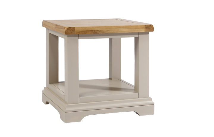 henley-truffle-painted-collection - Henley Truffle Lamp Table