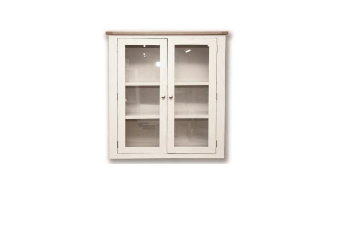 Dressers - Henley White Painted Small Dresser Top