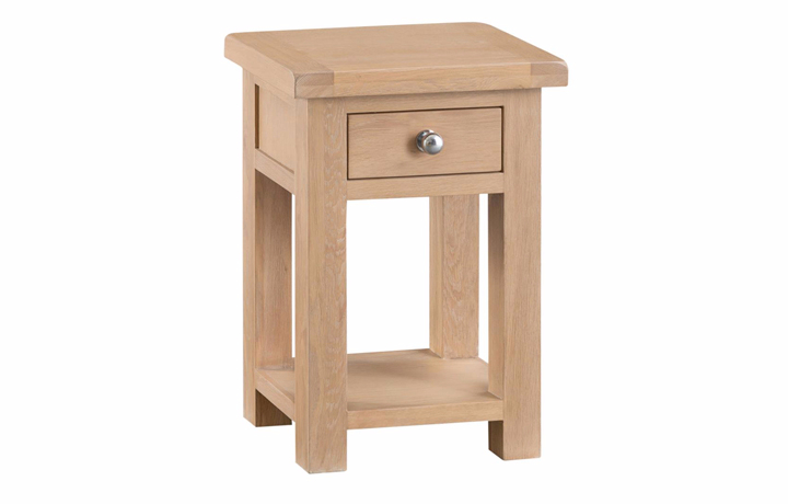 coffee-tables - Burford Oak Side Cabinet