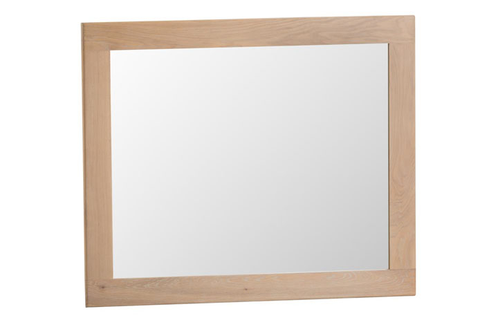 burford-washed-oak-range- - Burford Oak - Large Wall Mirror