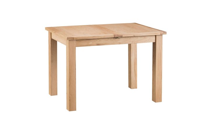 Dining Tables - Glemham Oak 1.15M Butterfly Table