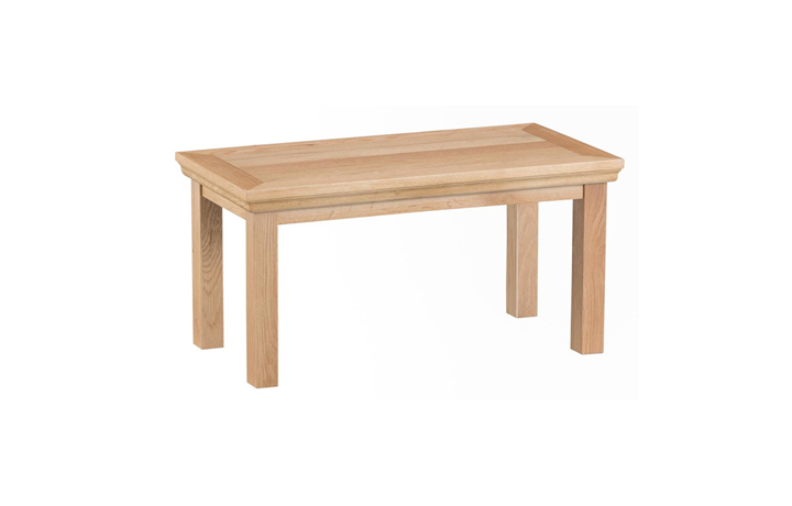 coffee-tables - Glemham Oak - Small Coffee Table