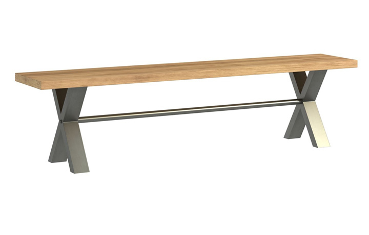 native-oak-collection - Native Oak Large Bench