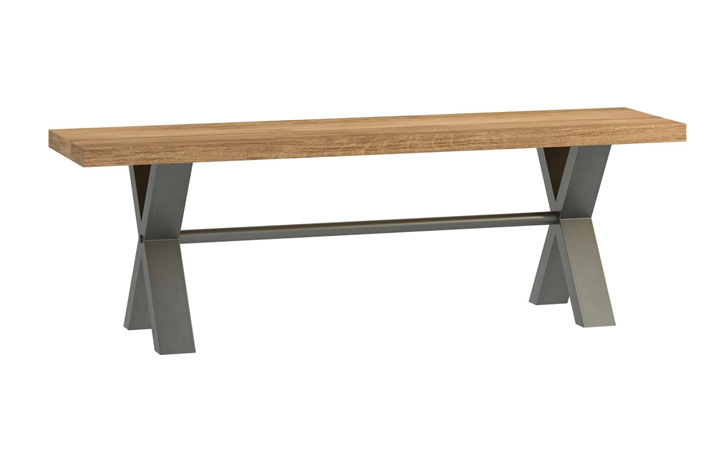 native-oak-collection - Native Oak Small Bench