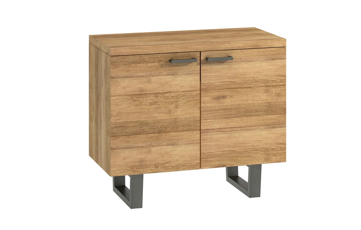 native-oak-collection - Native Oak 2 Door Sideboard