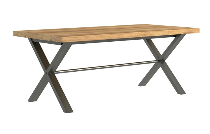 native-oak-collection - Native Oak Large Dining Table