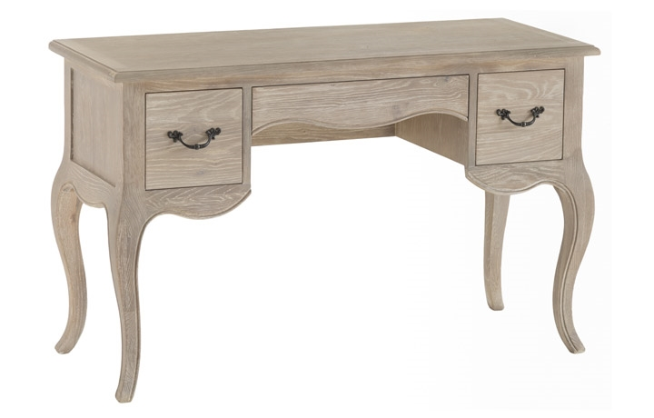 Blanchir Oak Furniture Collection - Blanchir Oak Dressing Table