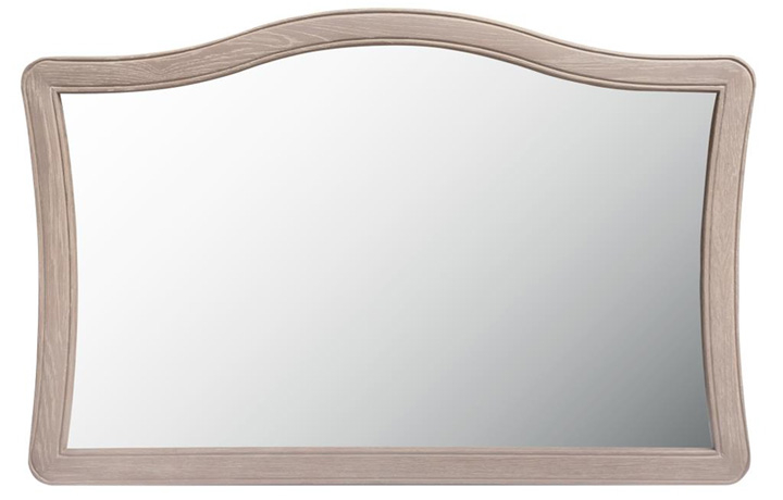 Blanchir Oak Furniture Collection - Blanchir Oak Wall Mirror