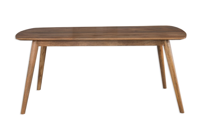 Dining Tables - Malmo Mango 135cm Dining Table