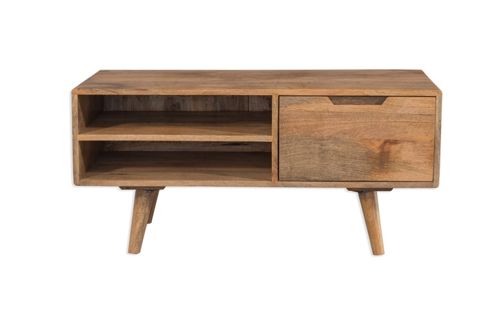 TV Cabinets - Malmo Mango Coffee Table / TV Cabinet