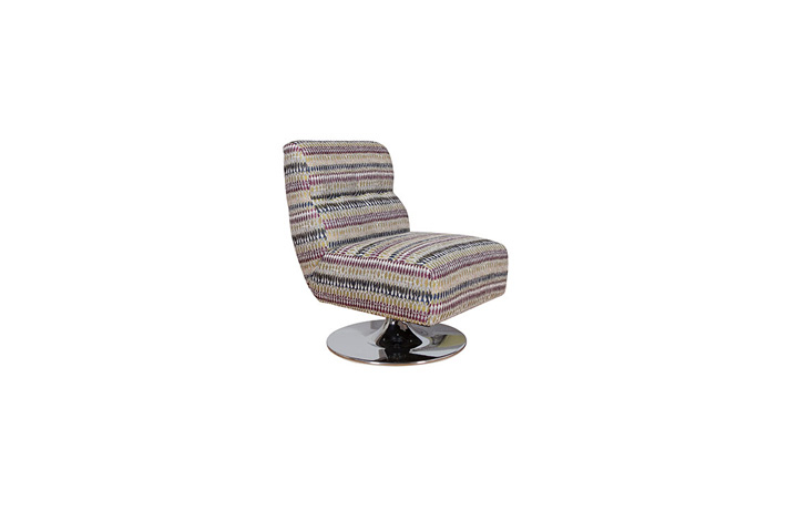 Sophie Range - Sophie Swivel Accent Chair