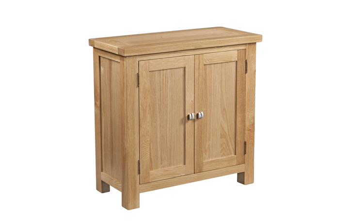Sideboards & Cabinets - Lavenham Oak 2 Door Cabinet