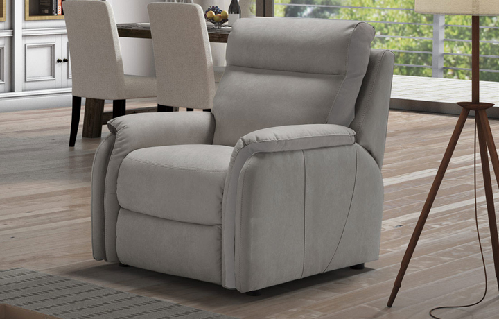 Florence Leather Collection - Florence Arm Chair